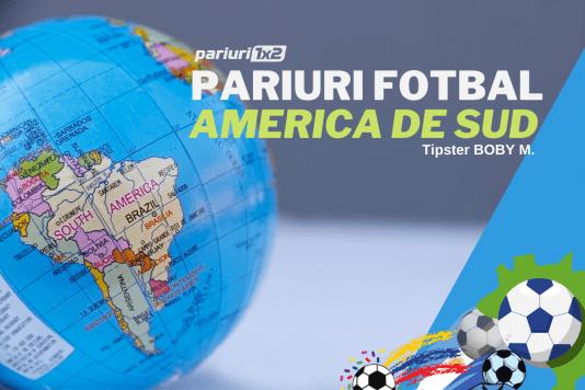 Pariuri Fotbal America de Sud