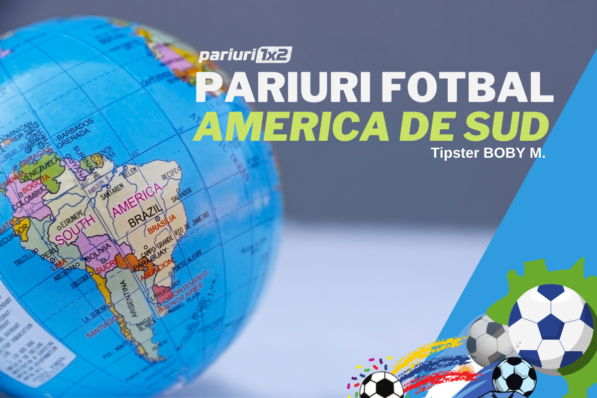 Ponturi America de Sud » AICI, 3 ponturi pe meciurile internationale! Vezi selectiile lui Marius!