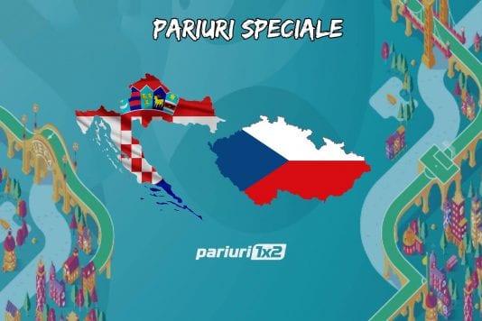 Pariuri Speciale Croatia - Cehia