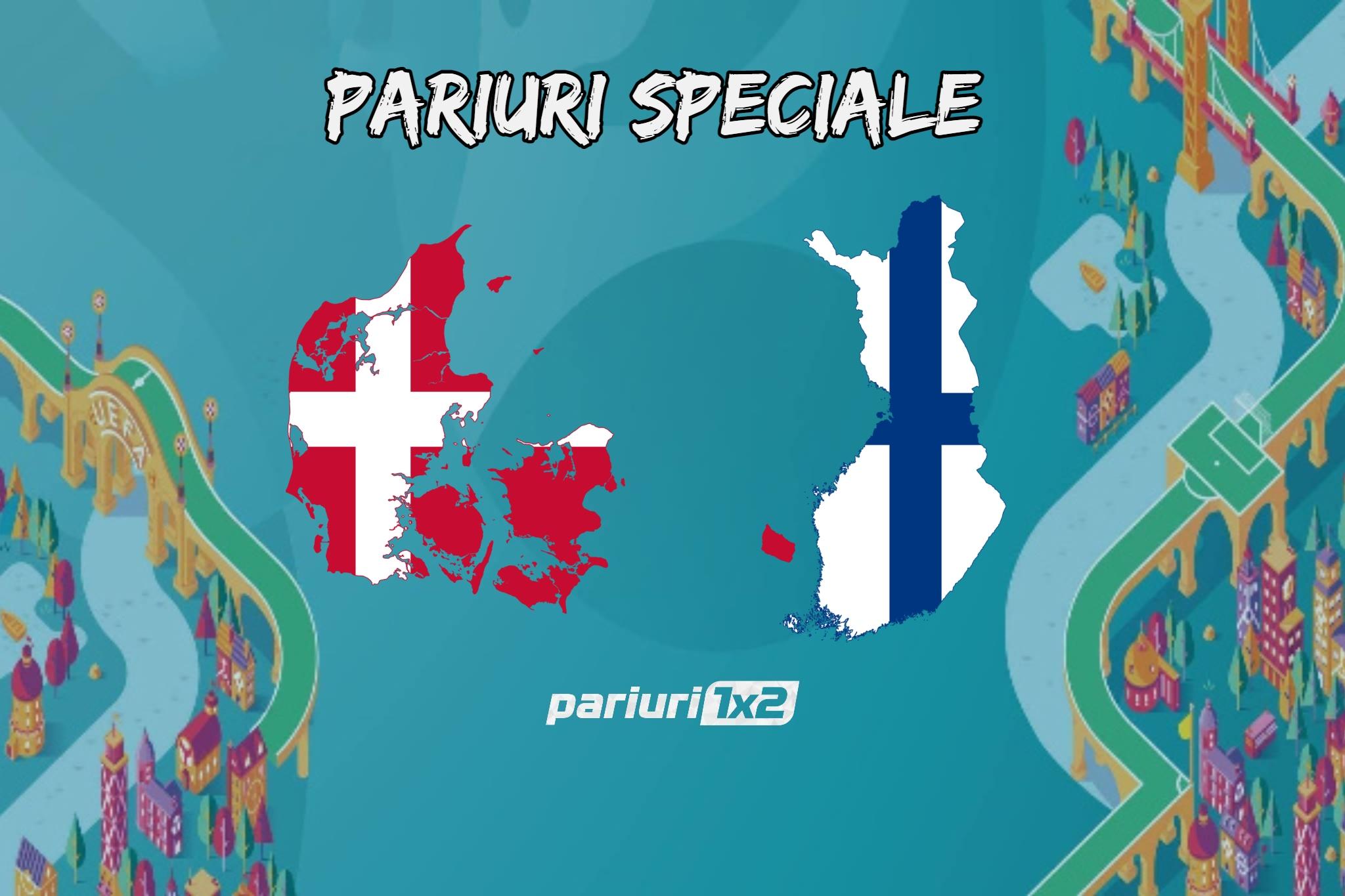 Pariuri Speciale Danemarca - Finlanda