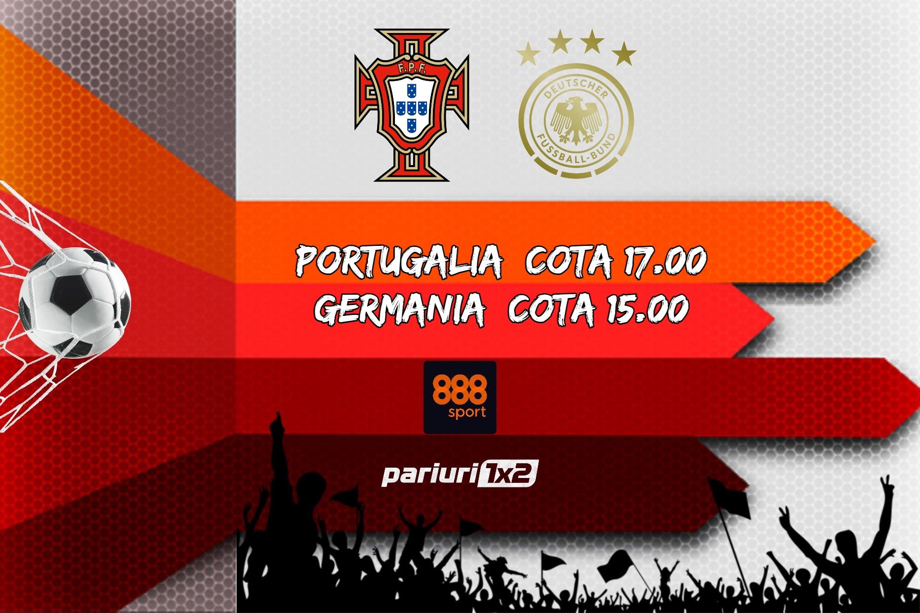Portugalia - Germania