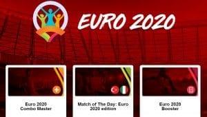 Pe parcursul EURO 2020, Winmasters iti aduce 3 super oferte! Pariaza si castiga Free Bet-uri!