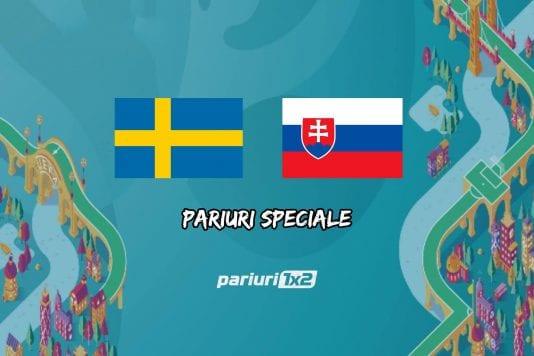 Pariuri speciale Euro 2020