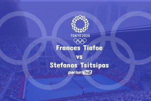 Ponturi tenis » Frances Tiafoe – Stefanos Tsitsipas: Grecul doreste sa razbune infrangerea de la Wimbledon