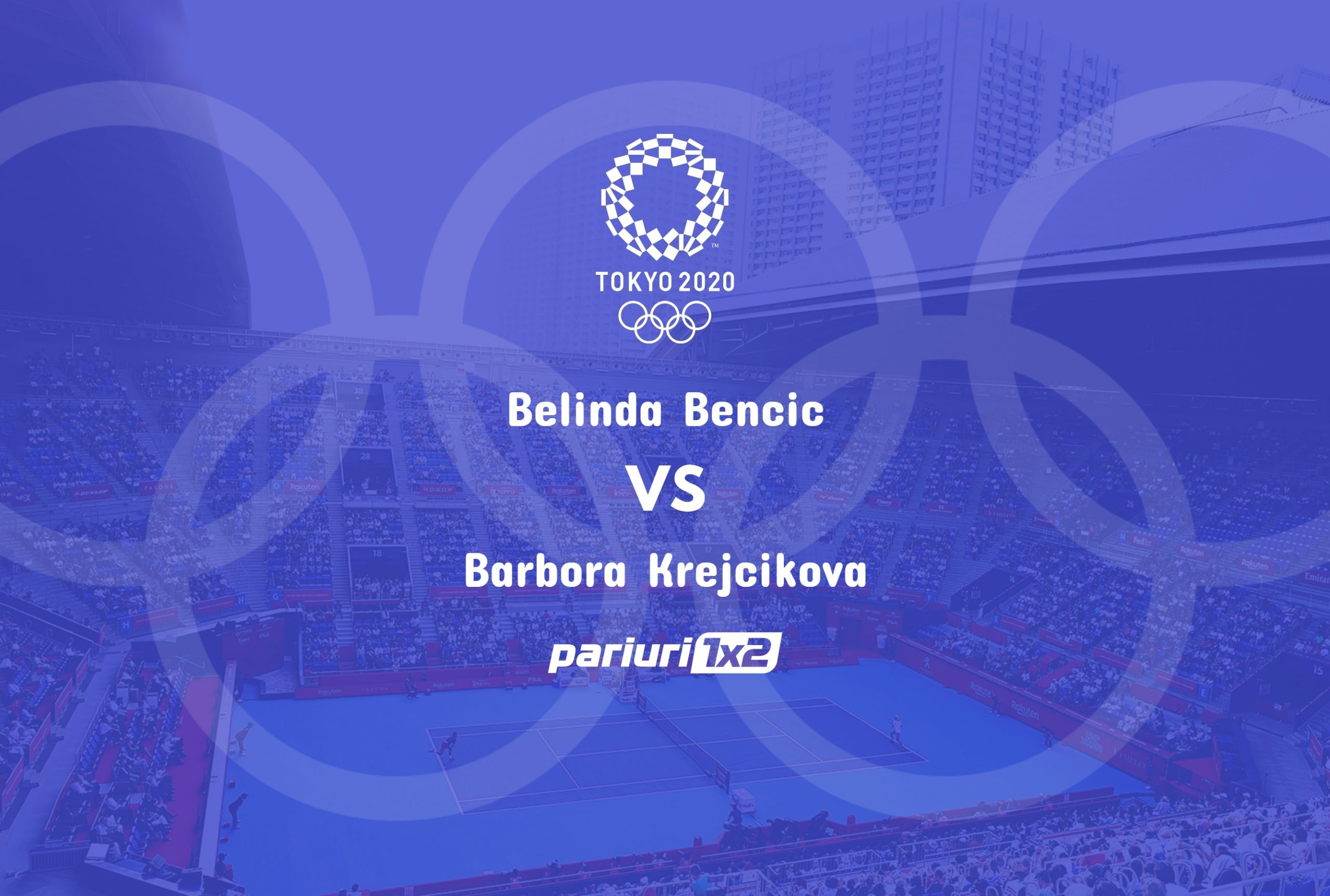 Bencic - Krejcikova