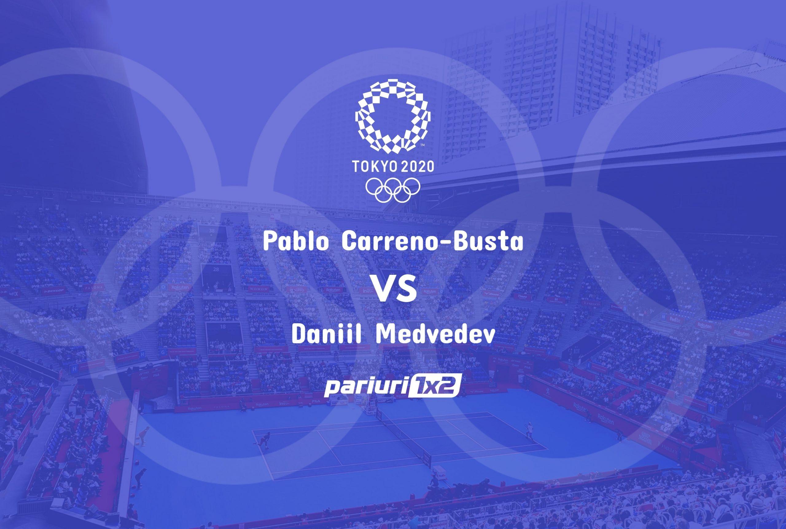 Carreno-Busta - Medvedev