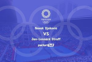 Djokovic - Struff