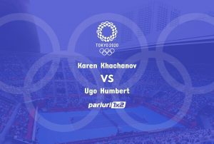 Khachanov - Humbert