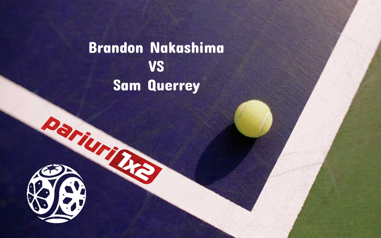 Nakashima - Querrey