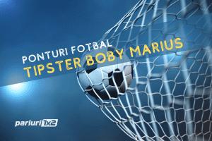 Ponturi Fotbal Boby Marius