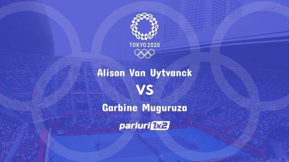 Pariuri tenis » Van Uytvanck – Muguruza: Misiune facila pentru iberica!