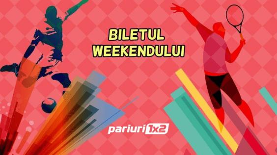 """Biletul weekend-ului cu XBraker (VIDEO) » Miza x 5.12! Mizam pe cele mai tari campionate europene in drumul spre """"verde""""!"""