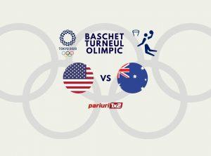 Pariuri baschet » SUA – Australia: Americanii au de luat o revansa!