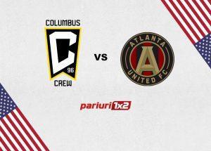 Ponturi bune » Columbus Crew – Atlanta: Echipa lui Alex Matan vine dupa infrangeri succesive in MLS!