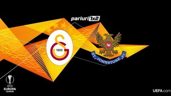 Ponturi bune » Galatasaray – St. Johnstone: Cicaldau isi urmareste la lucru noii coechipieri!