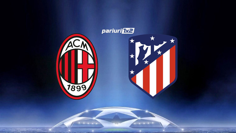 AC Milan - Atletico Madrid