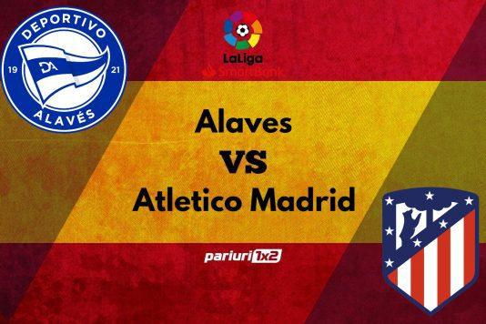 Alaves - Atletico Madrid