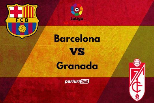 Barcelona - Granada