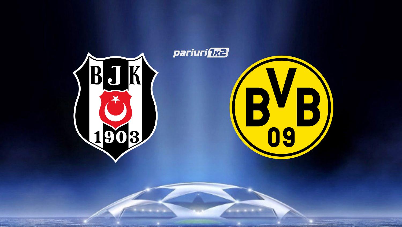 Besiktas - Dortmund