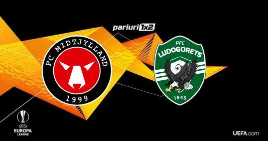 Midtjylland - Ludogorets