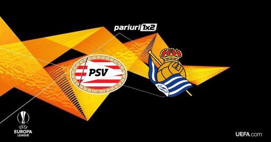 PSV Eindhoven - Sociedad
