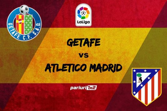 Ponturi bune Getafe - Atletico Madrid