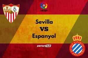 Ponturi bune » Sevilla – Espanyol: Andaluzii au cea mai eficienta defensiva in acest debut de sezon