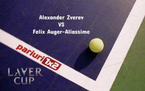 Zverev - Auger-Aliassime
