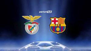 Ponturi bune » Benfica – Barcelona: Catalanii si-au revenit la timp pentru disputa de la Lisabona!