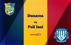 Pariuri fotbal: Dunărea Călărași – Poli Iași » Moldovenii nu iau în calcul decât victoria!