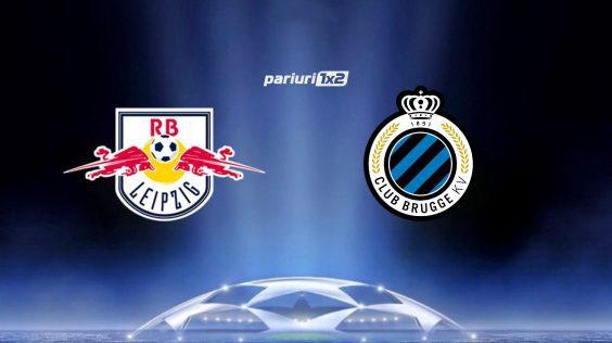 Pariuri fotbal: Leipzig – Brugge » Germanii au invins cu 6-0 etapa trecuta din Bundesliga