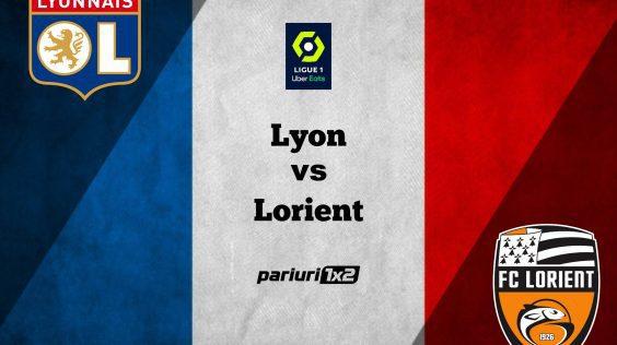 Pariuri fotbal: Lyon – Lorient » Pariem pe spectacolul obisnuit in meciurile lui OL