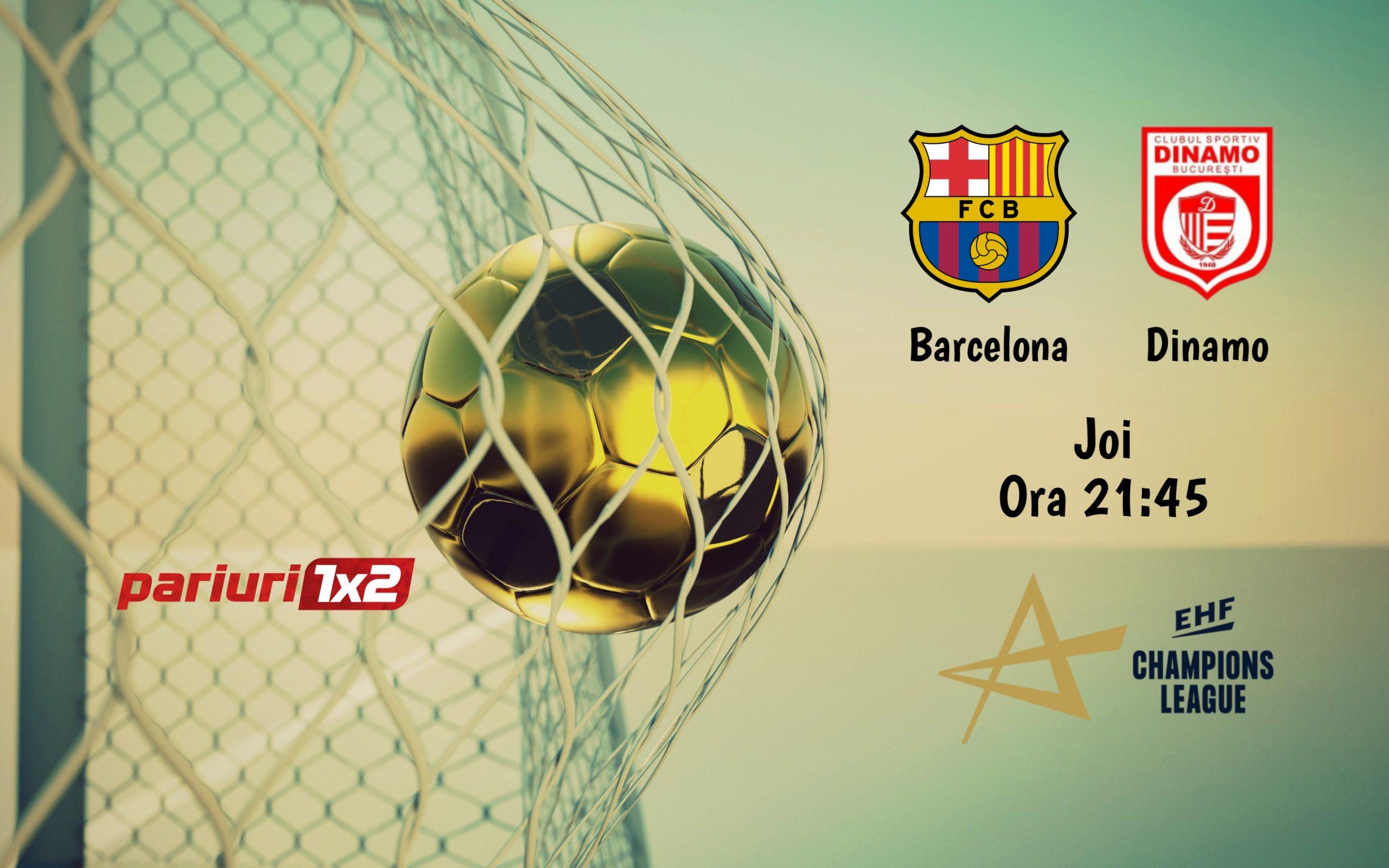 Barcelona - Dinamo