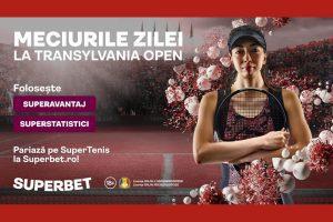 WTA Transylvania Open 2021, ziua 2 | Topul meciurilor de pariat!