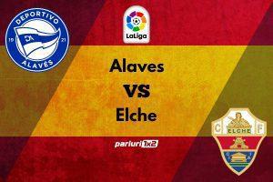 Ponturi fotbal » Alaves – Elche: Pariu in cota 1.55 recomandat pe duelul din debutul etapei cu numarul 11