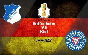 Ponturi fotbal » Hoffenheim – Kiel: Pariu la cota 1.50 intr-un duel programat in premiera!