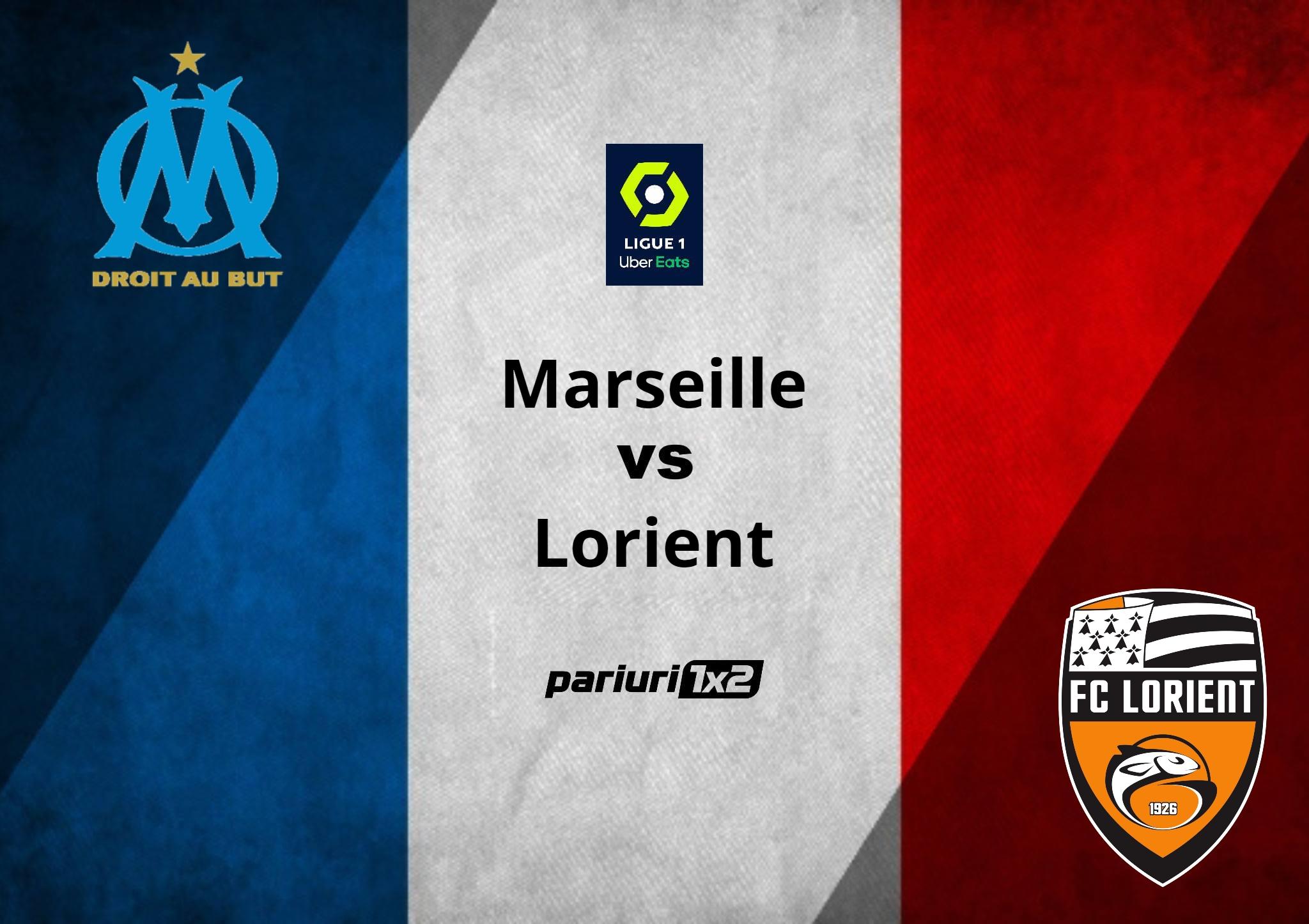 Pariuri fotbal: Marseille – Lorient » OM a castigat ultimele patru dueluri directe