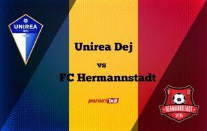 Pariuri fotbal: Unirea Dej – FC Hermannstadt » Sibienii își propun să rămână neînvinși și după deplasarea de la Dej!
