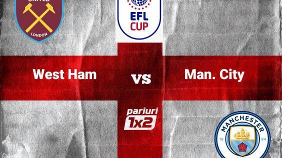 "Pariuri fotbal » West Ham – Manchester City | Serie lunga de victorii pentru ""cetateni"", in acest duel direct! Moyes cauta revansa in fata lui Pep"